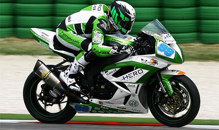 Superbikes República Checa 2012: gana Fabien Foret, emoción interruptus para Kenan Sofuoglu