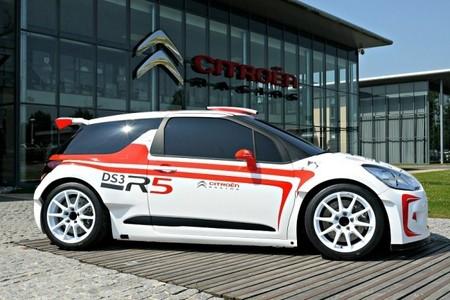 El Citroën DS3 R5 estará listo para el 1 de enero de 2014