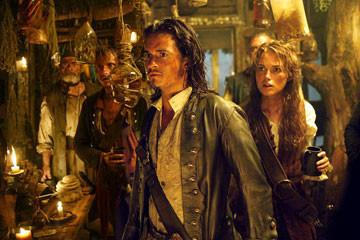 Nuevo trailer de 'Piratas del Caribe 2'