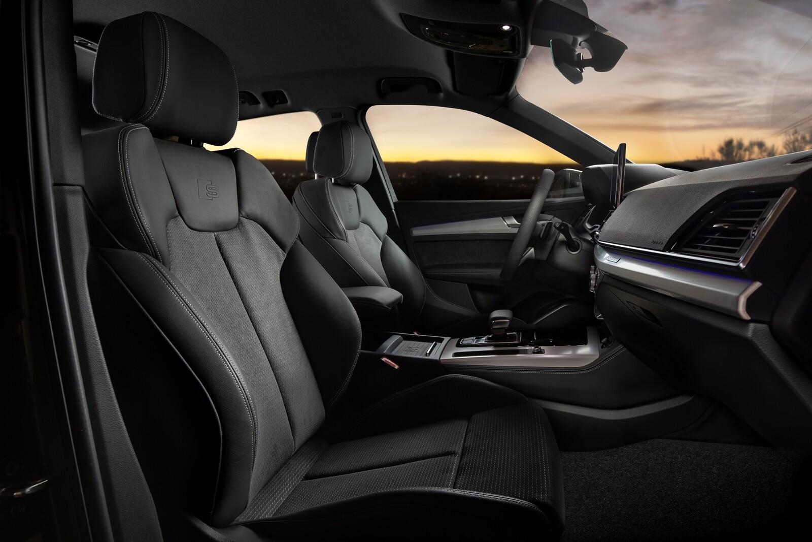 Foto de Audi Q5 2020, prueba (23/52)