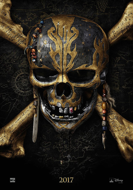 Teaser póster de Pirates Of The Caribbean: Dead Men Tell No Tales