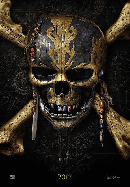 Teaser póster de Pirates Of The Caribbean: Dead Men Tell No Tales