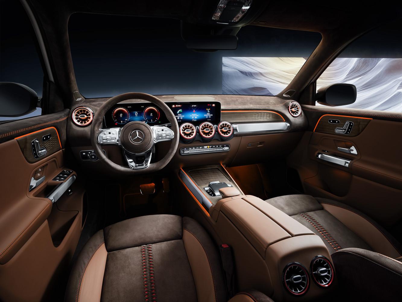 Foto de Mercedes-Benz GLB Concept (10/26)