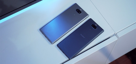 Sony Xperia 10 Y 10 Plus Trasera