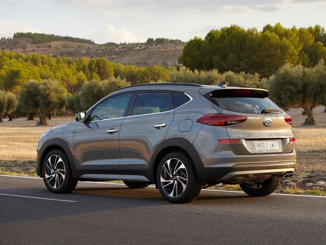 Probamos el Hyundai Tucson 2018: el SUV busca mantenerse en el trono a golpe de tecnología y microhibridación