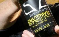 Armageddon Brewmeister, la cerveza más fuerte del mundo