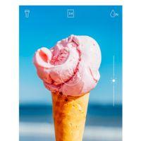 Foodie, la aplicación que te permitirá obtener unas imágenes de comida deliciosas