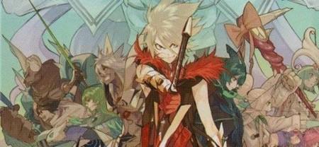 'Shining Force: Feather' anunciado para DS