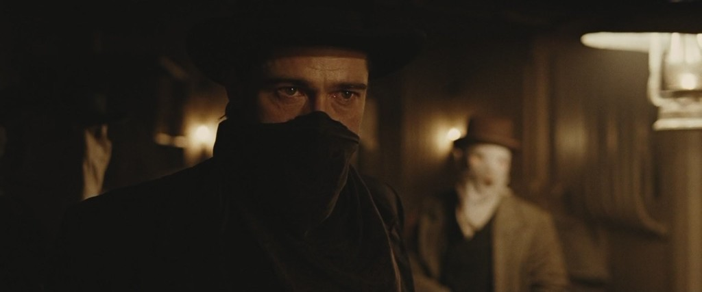 Brad Pitt es Jesse James