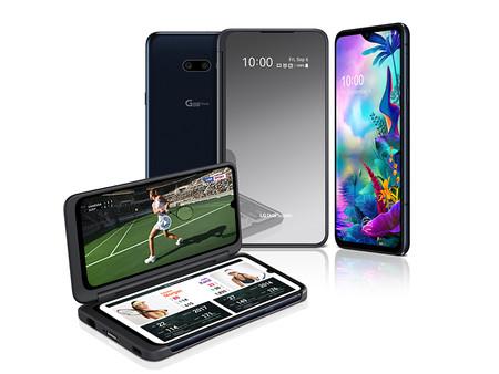 LG G8X ThinQ: tan gama alta como su predecesor, pero ahora compatible con Dual Screen