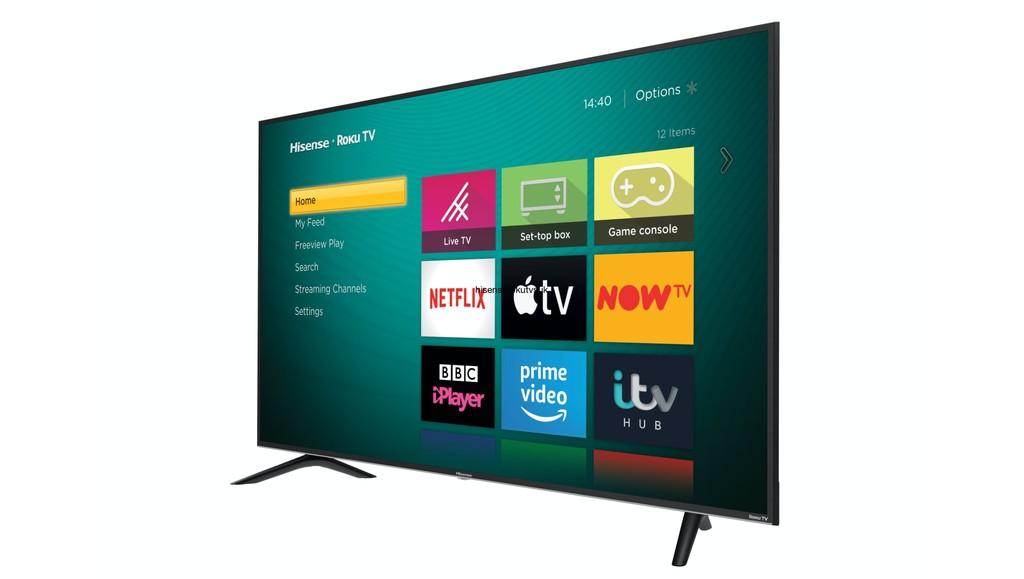 Roku desembarca en Europa gracias a los nuevos televisores asequibles de Hisense con resolución 4K