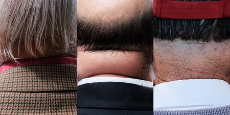 """'Marcus', por Rodrigo Roher, materializando la obra de Mark Rothko a través de """"pelo y piel"""""""