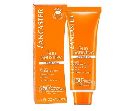 crema corporal proteccion solar