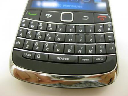 Lo mejor de 2009: 9700 la mejor BlackBerry con la 8520 muy cerca