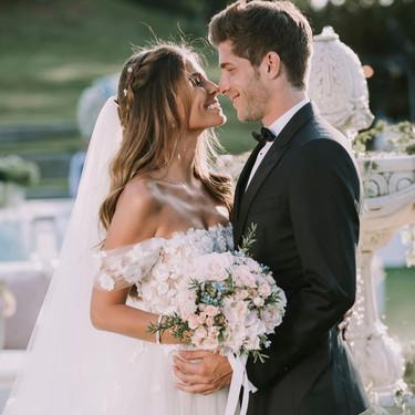 Alucinante y espectacular, así ha sido la boda entre Coral Simanovich y Sergi Roberto