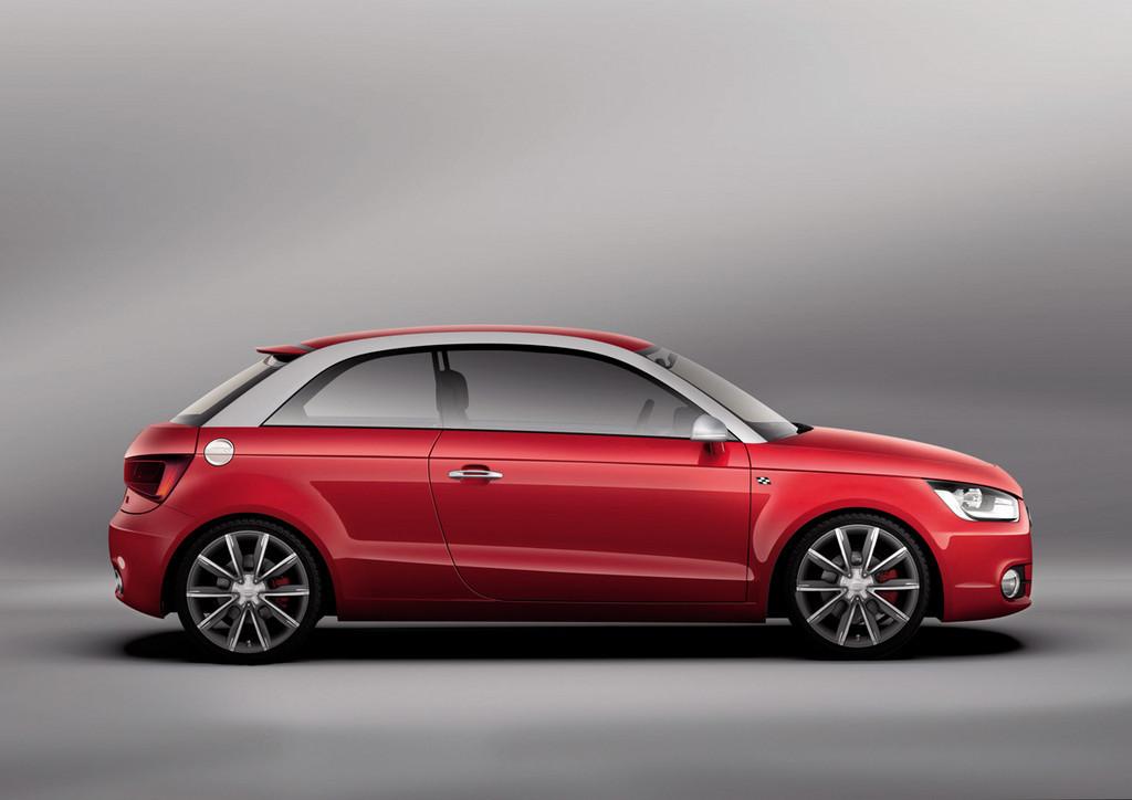 Foto de Audi A1 Metroproject Quattro Concept (12/35)