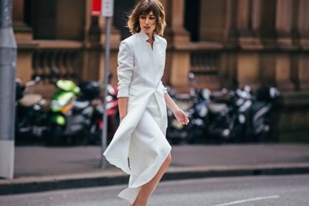 Chronicles Of Her White On White Acler Blazer