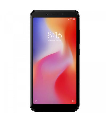 Oferta Flash: Xiaomi Redmi 6A, en versión global, por sólo 77 euros y envío gratis