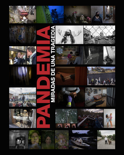 Portada Pandemia Miradas De Una Tragedia