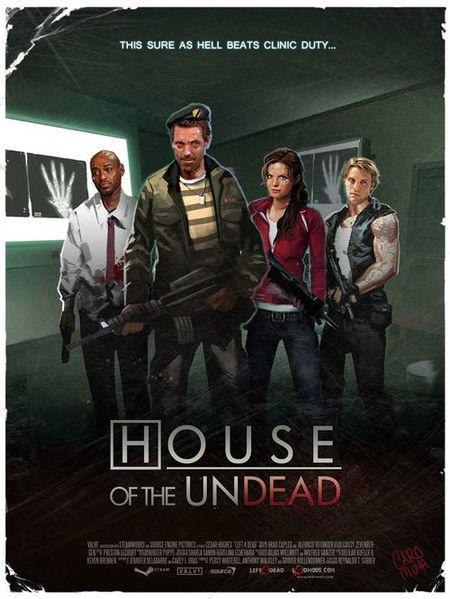House of the Undead, por Mishinsilo
