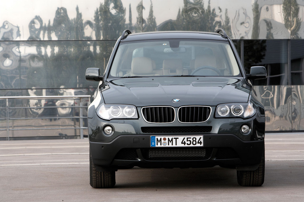 Foto de BMW X3 con EfficientDynamics (17/71)