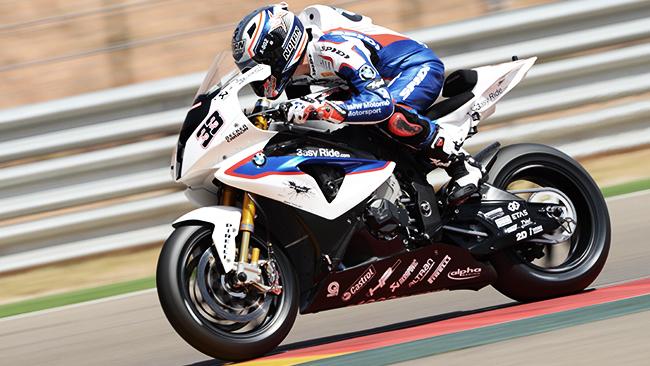 Marco Melandri Aragón Race2