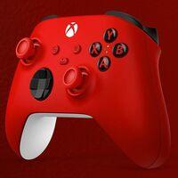 El nuevo control rojo para Xbox One, Xbox Series X|S y PC ya está disponible en Amazon México: con botón de captura y cruceta mejorada