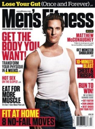 Con Matthew McConaughey da igual, porque está bueno de traje o con camiseta de sisa