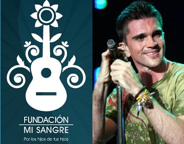 Juanes financia el acceso al arte a miles de niños