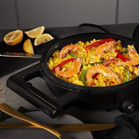 Ofertas para nuestra cocina en Amazon: olla Russell Hobbs Chalkboard, Tortilla Chef Princess y licuadora Taurus rebajadas