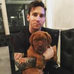 Amor y mascotas: del perro de Leo Messi al de los Pataky y la gatita de Berta Vázquez