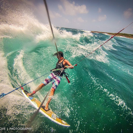 A Runner Up From Pipa In Sport Category Capturing Surfing In Anguilla By Thierrydehove