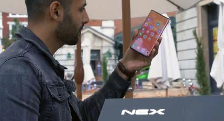 Las primeras imágenes del Vivo Nex 3 nos muestran su diseño todo pantalla y que tendría minijack