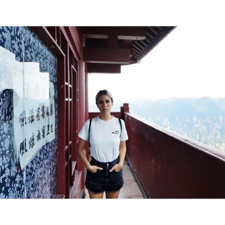 Blanca: no hacía falta que te fueras hasta China para que viésemos la buena pareja que haces con Joel Bosqued