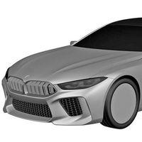 Filtrados los bocetos de patente del BMW M8 Gran Coupé