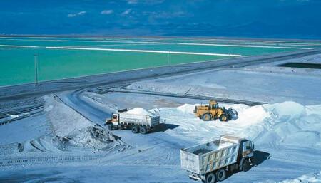 Producción de litio