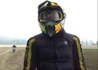 Valentino Rossi hace Speddway, ¿qué no hace Valentino?