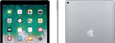 """El iPad Pro (2017) de 12,9"""" y 64 GB vuelve a bajar de precio en Amazon, llegando a los 607,39 euros"""