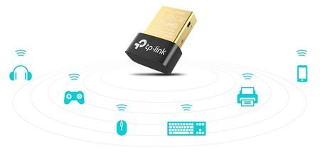 TP-Link presenta su nuevo mini-adaptador Bluetooth para ordenadores Windows, el UB400
