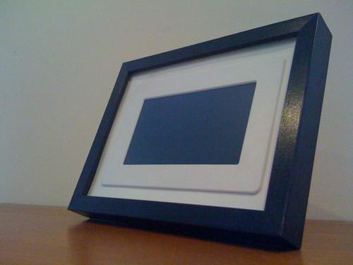 Foto de Usar un Ribba para enmarcar un marco digital (2/2)