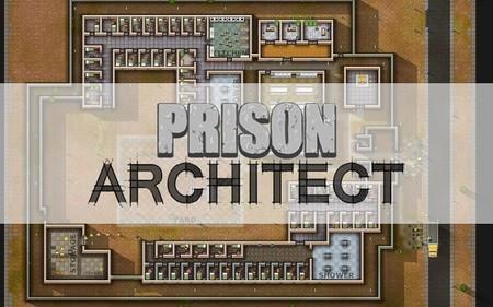 Prison Architect ahora con escopetas en su Alpha 17