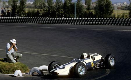John Surtees México 1964