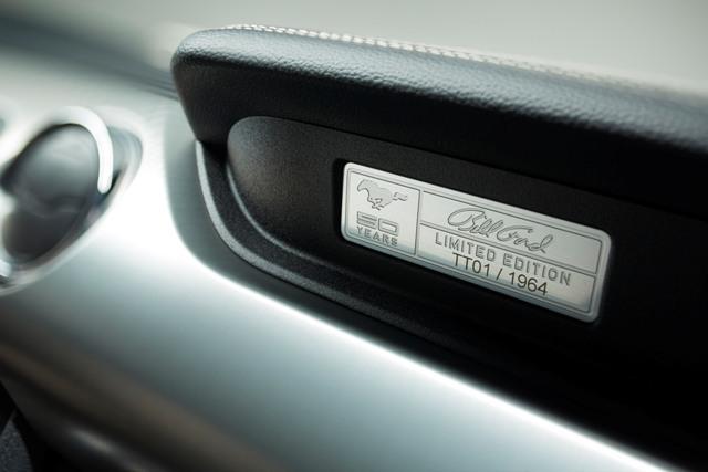 Foto de Ford Mustang 50 Aniversario (10/21)