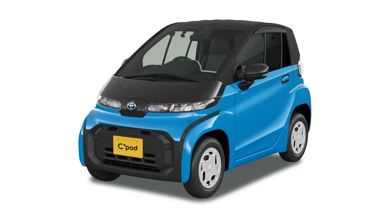 Foto de Toyota C+Pod (8/15)