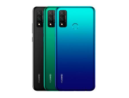 Huawei P Smart 2020: un nuevo y colorido gama media con doble cámara y generosa memoria interna