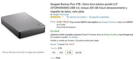 Seagate 4tb Amazon