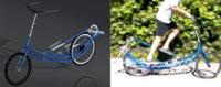 Bicicleta + caminador elíptico= ElliptiGO