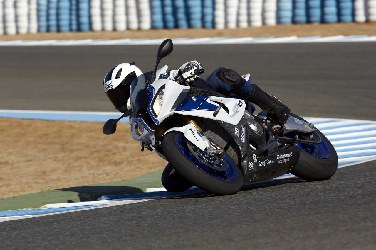 Foto de BMW HP4, nueva mega-galería y vídeo en acción en Jerez (106/155)