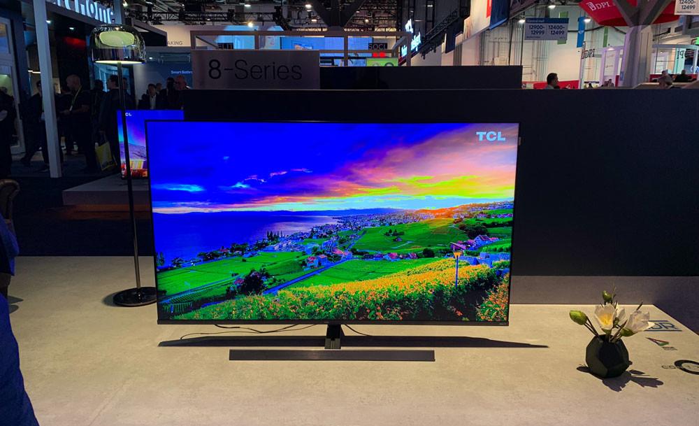 TCL apuesta por los miniLED como sistema para controlar la iluminación de televisores LCD