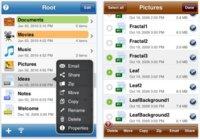 iFiles, administra y descarga archivos en tu equipo iOS
